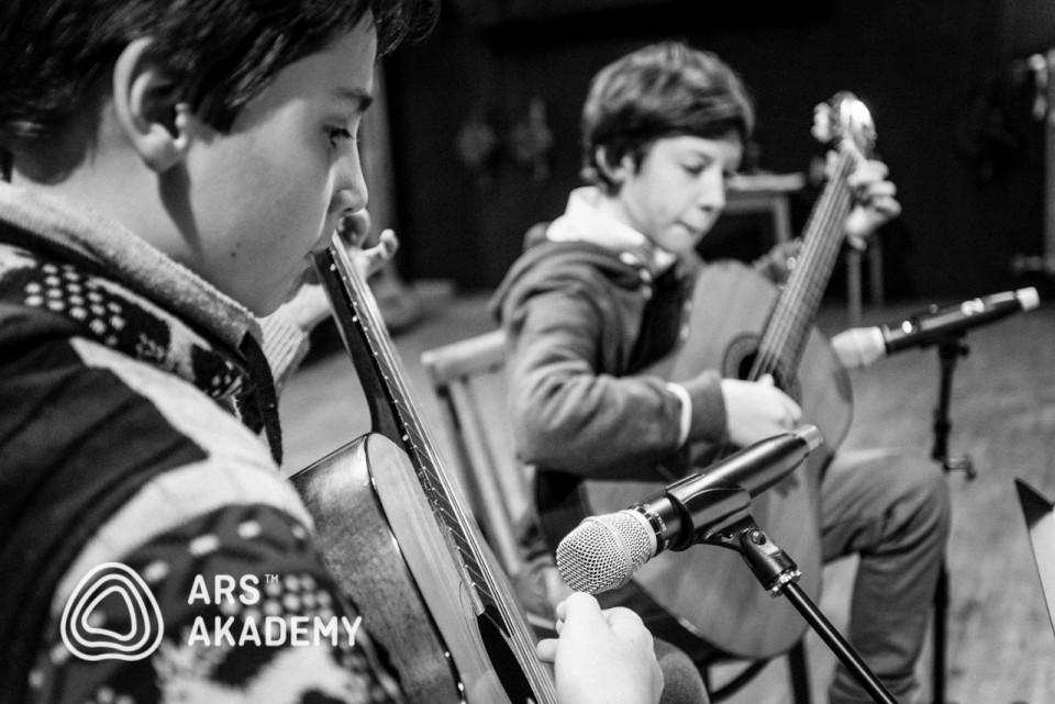 hudobný odbor zuš Ars Akademy
