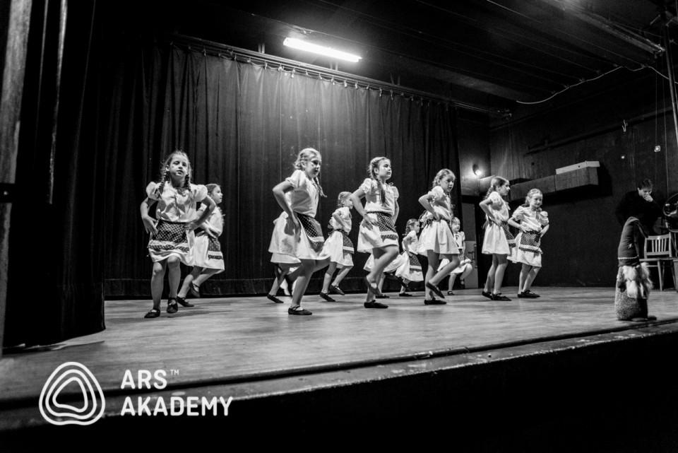 tanečný odbor zuš Ars Akademy