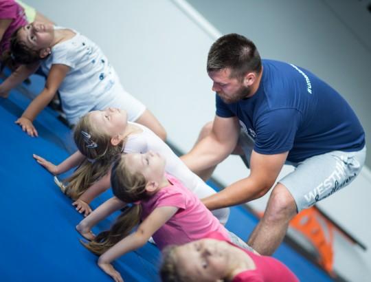 Gymnastika, prvý rok máme za sebou.. vol.2