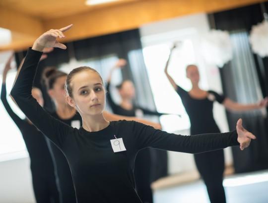 Ročníkové skúšky našich tanečníkov (4. ročník)