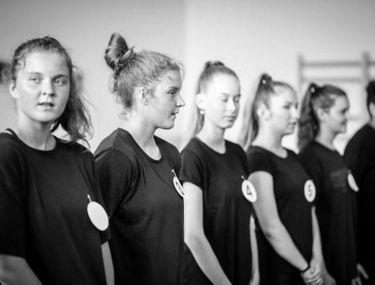 Absolventské skúšky našich tanečníkov (8.ročník)
